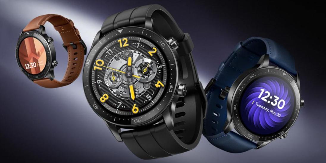Realme представила умные часы Watch S Pro