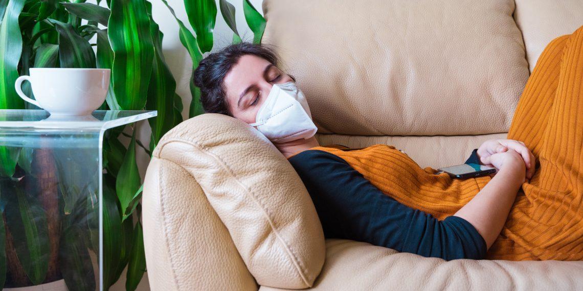 Учёные нашли связь между COVID-19 и сном