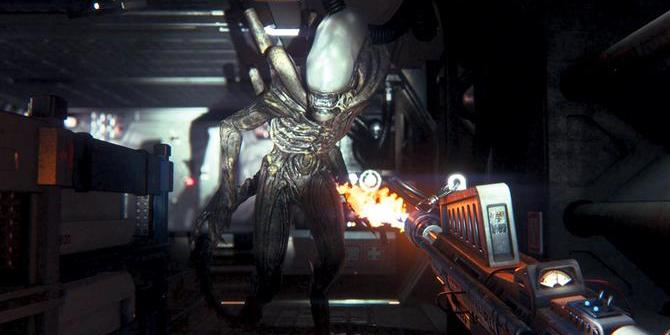 Epic Games Store раздаёт Alien: Isolation