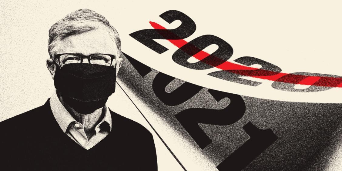 Билл Гейтс: почему 2021 год будет лучше 2020-го