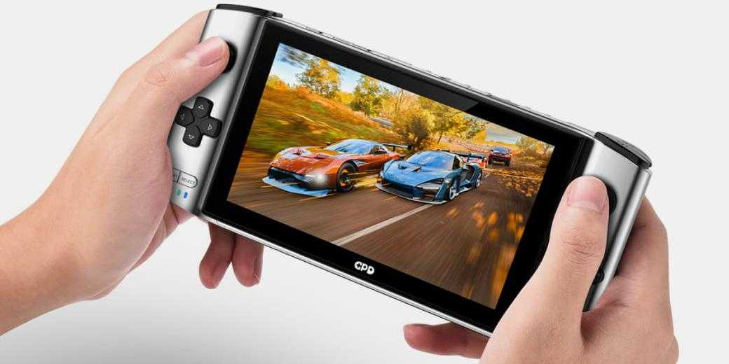GPD Win 3 — игровой портативный ПК с Windows 10