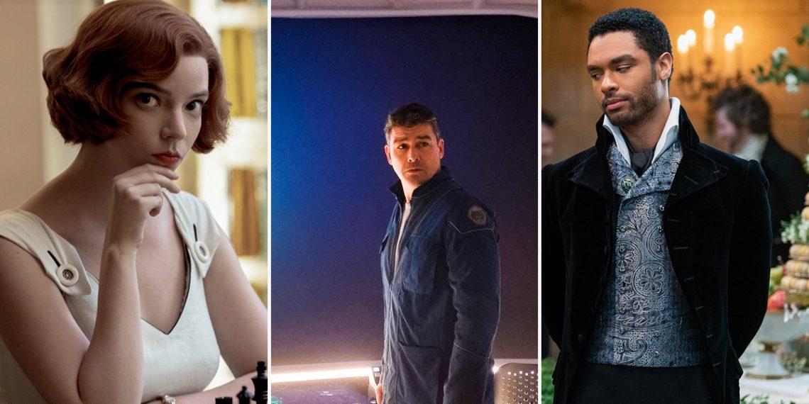 Netflix назвал самые популярные фильмы и сериалы