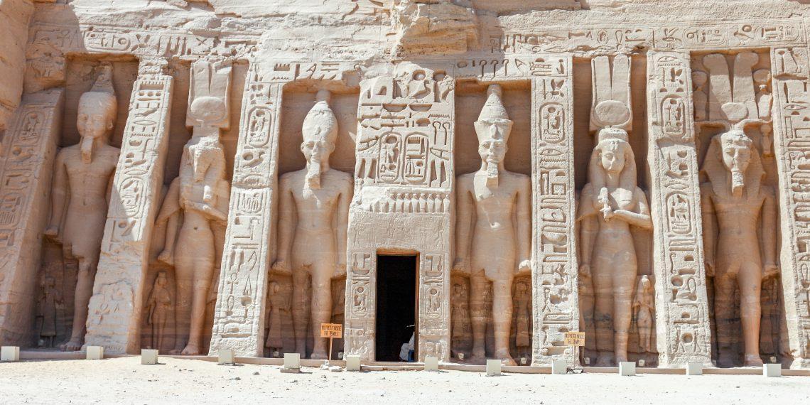 Google запустила онлайн-экскурсии по Древнему Египту