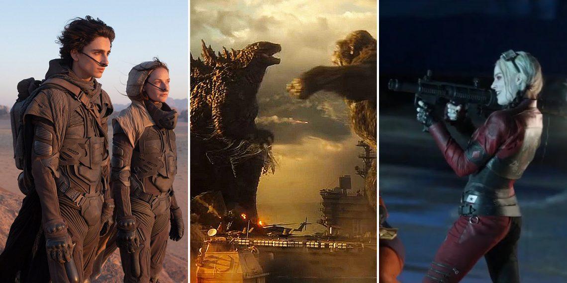 Warner Bros. показали трейлер фильмов 2021 года