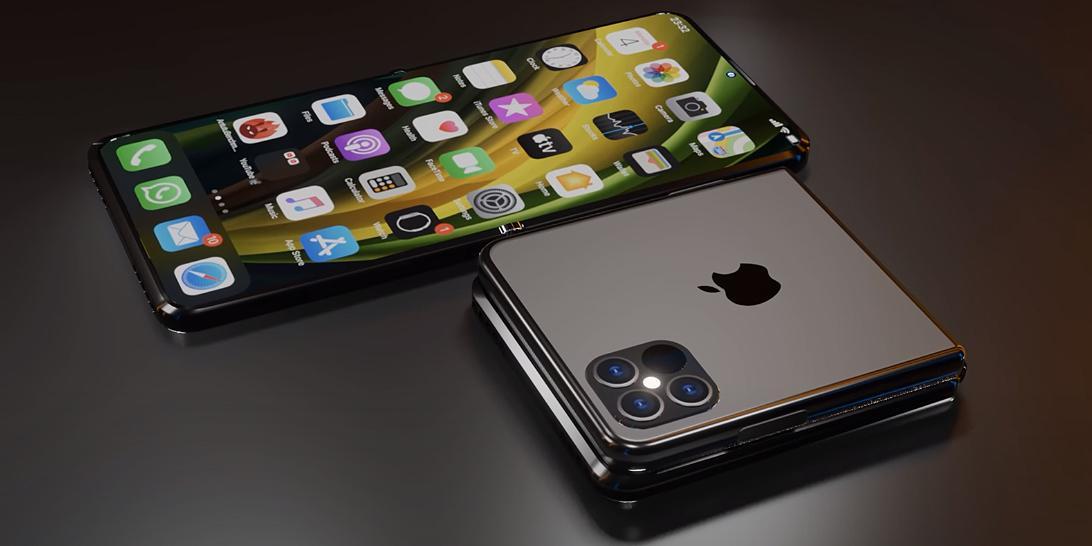 Apple начала разработку складной модели iPhone