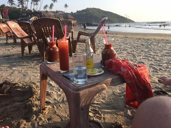 Пляжи Гоа для зарубежных туристов ввели запрет на алкогольную продукцию, за непослушание — серьёзные штрафы