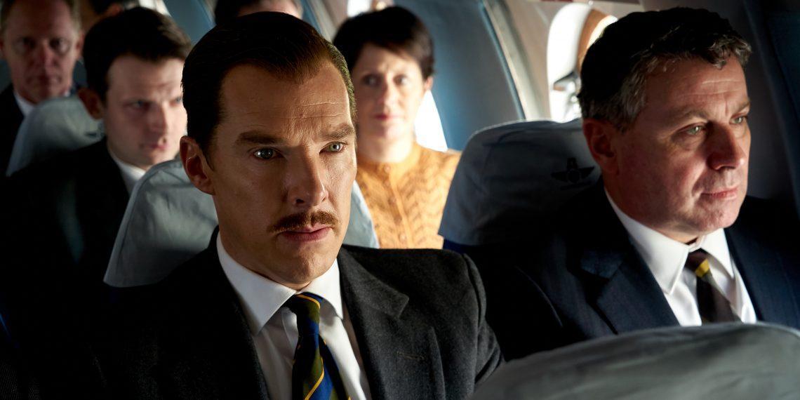 Вышел трейлер шпионской драмы «Железная кора»