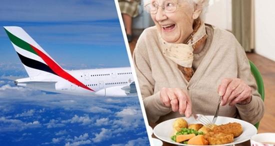 Смерть туристки на борту авиалайнера после ланча повергла всех в шок