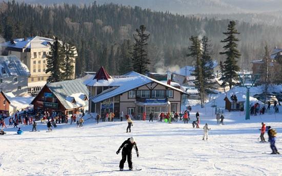 Соцсети гудят — дорогой или нет отдых на горнолыжном курорте Кемерово