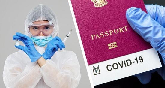 За границу только по сертификату – российские туристы будут иметь персональный «ковидный паспорт»