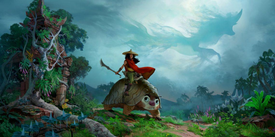 Disney показала трейлер «Райя и последний дракон»