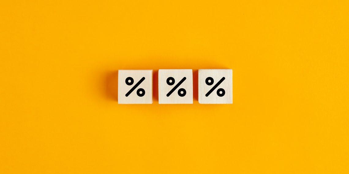 Учительница показал лёгкий способ расчёта процентов