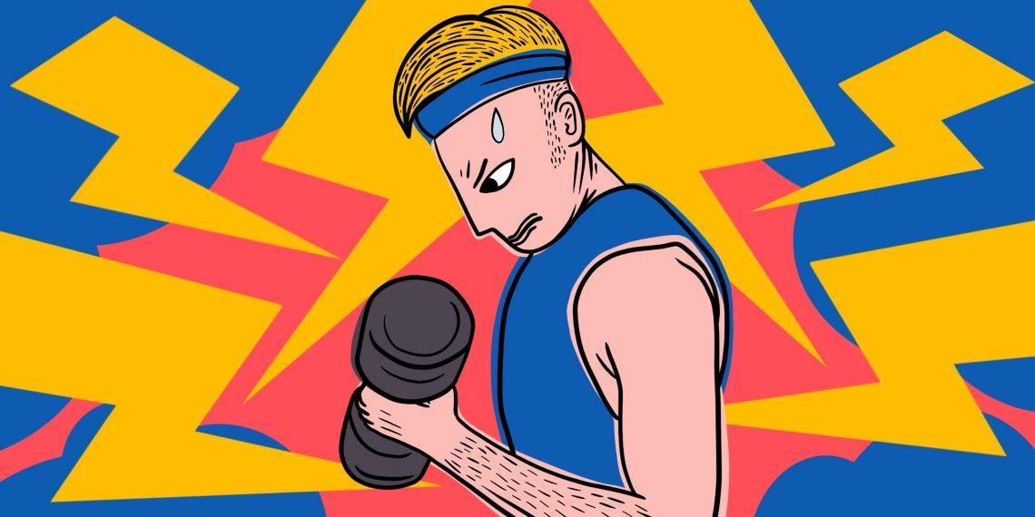 Почему спортзал три раза в неделю не сделает вас здоровым