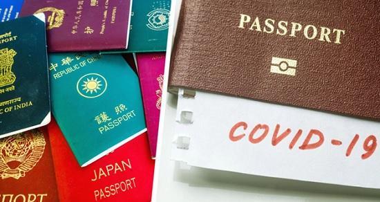 Первая из стран Шенгена вводит ковид — паспорта для туристов