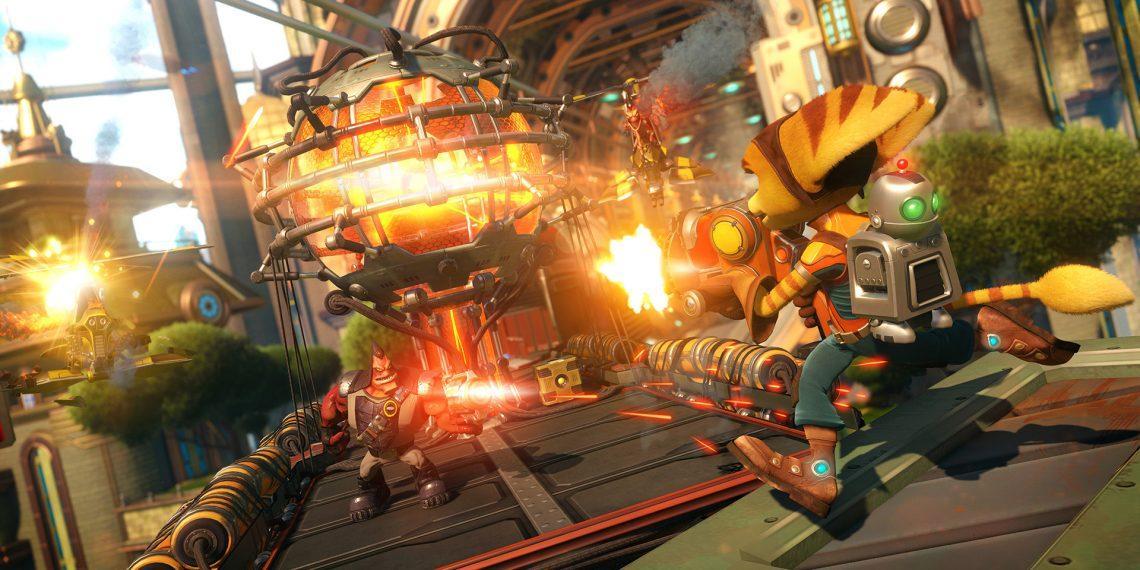 Sony возобновляет программу «Играем дома» и дарит всем пользователям PS4 игру Ratchet & Clank