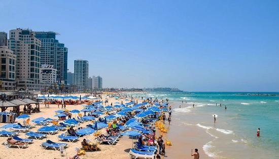 Лучшие пляжи Израиля