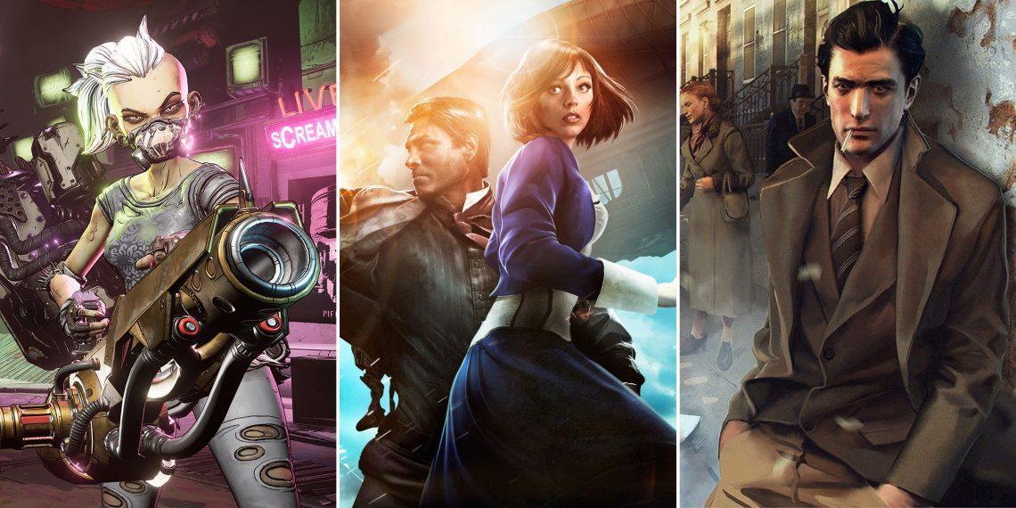 В Steam стартовала распродажа издателя 2K Games