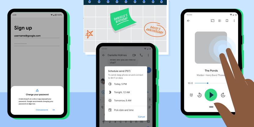 Google добавила новые функции в Android
