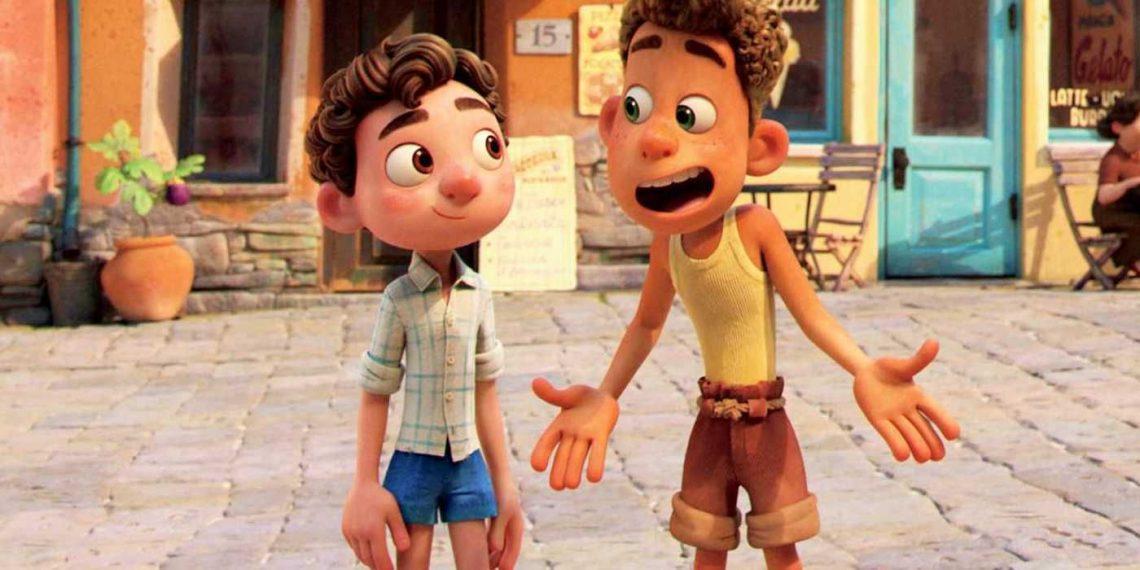 Disney и Pixar выпустили первый трейлер мультфильма «Лука»