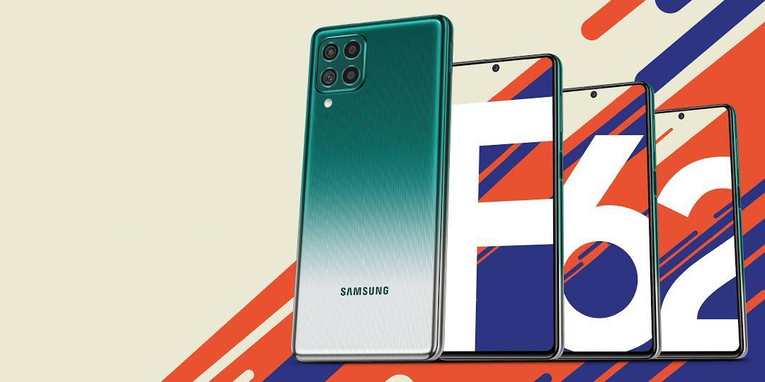 Samsung выпустила Galaxy F62 с AMOLED-дисплеем, NFC и батарейкой на 7000мА·ч