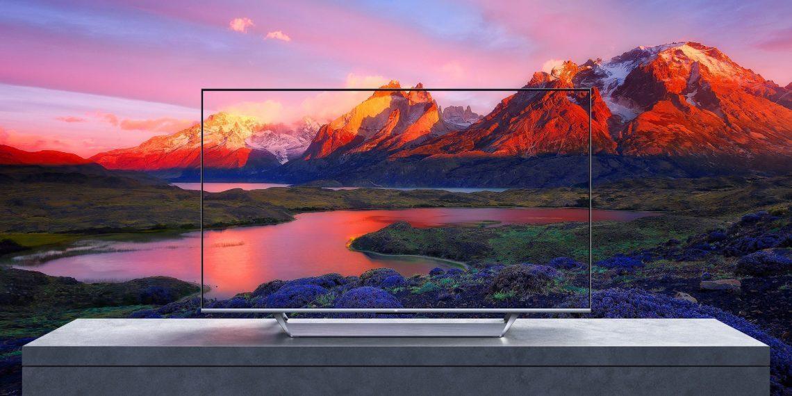 Xiaomi представила 75-дюймовый QLED-телевизор с Android TV
