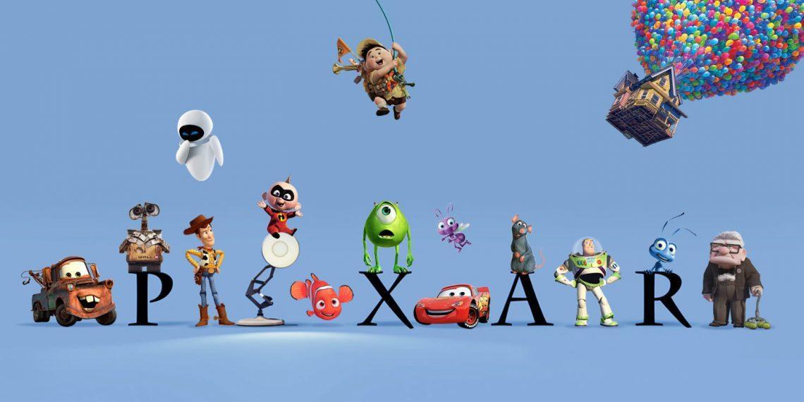 Опрос: какой ваш любимый мультфильм студии Pixar?
