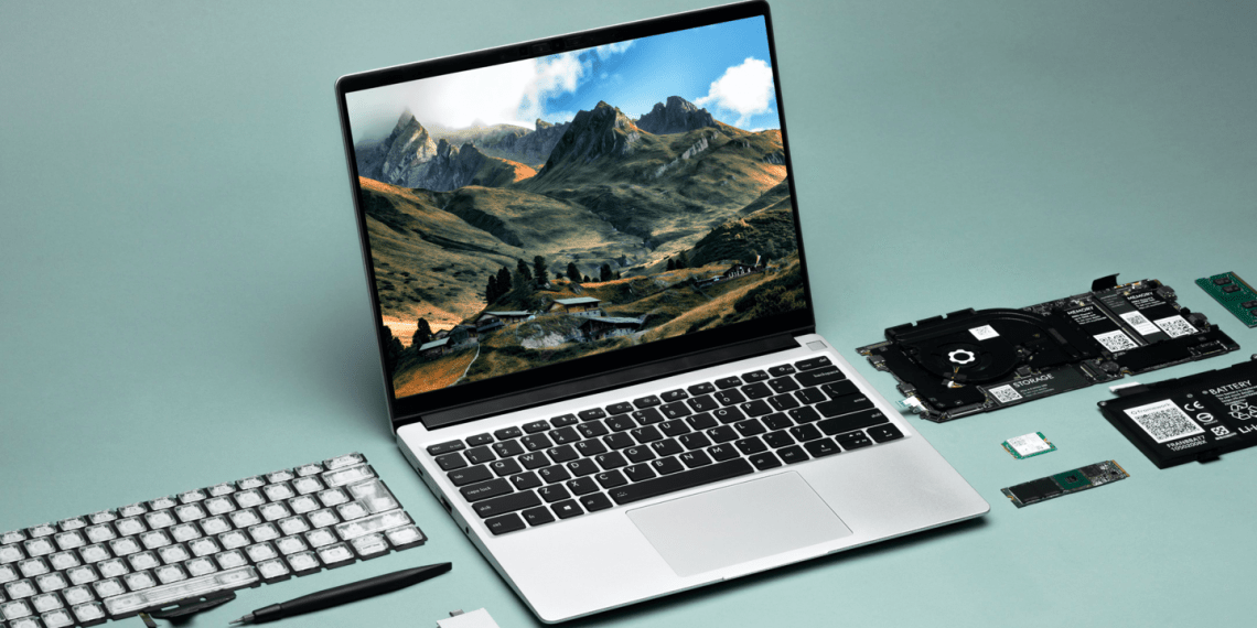 Штука дня: Framework Laptop — модульный ноутбук