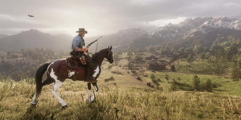 В Steam распродают игры Rockstar