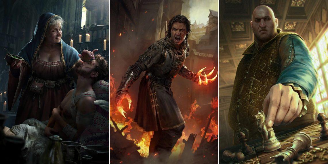 Netflix раскрыл ещё 7 актёров сериала «Ведьмак»