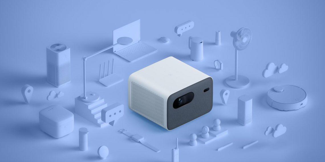 Xiaomi выпустила флагманский проектор Mi Smart Projector 2 Pro с Android TV и Netflix