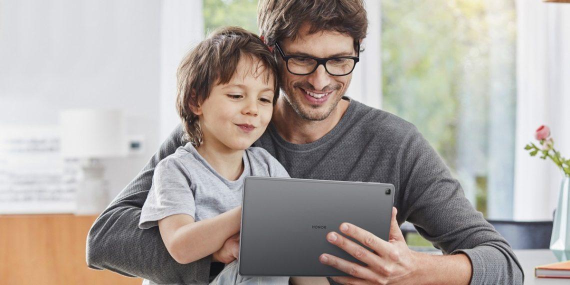Honor Pad 7 — первый независимый планшет компании