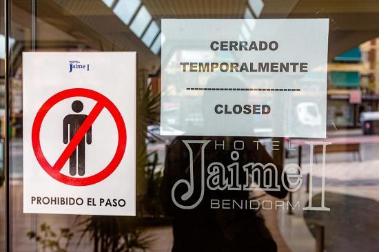 Испанские предприниматели пытаются избавиться от гостиниц из-за долгов