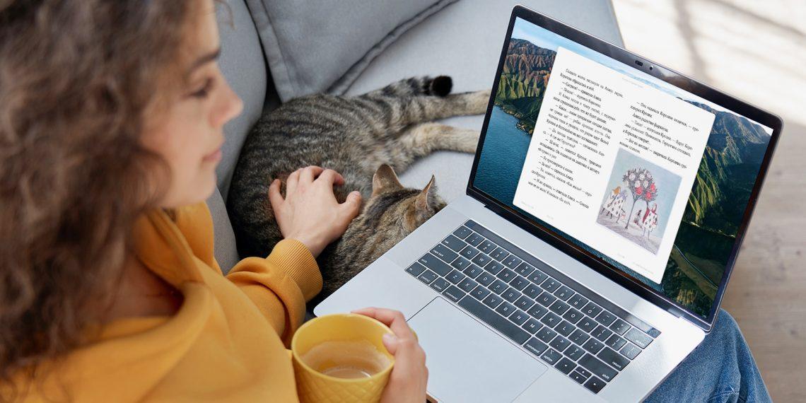 5 лучших бесплатных читалок для компьютера