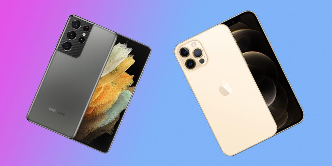 Почему хочется поменять iPhone или Galaxy