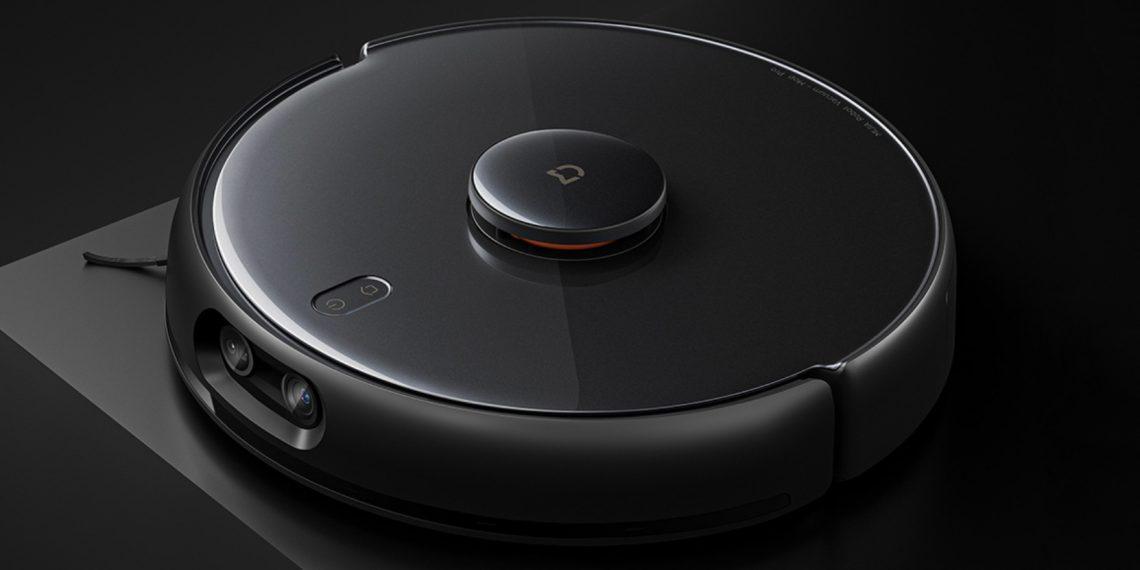 Xiaomi представила робот-пылесос Mi Robot Vacuum Pro