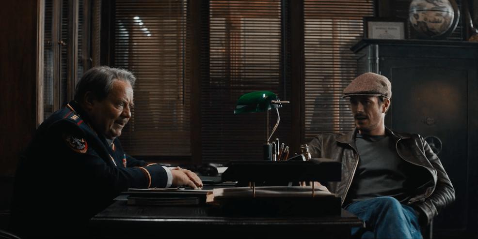 Финальный трейлер «Майор Гром: Чумной Доктор»