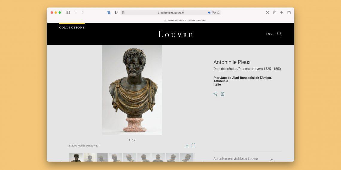 Лувр оцифровал все свои произведения искусства. Посмотреть на шедевры онлайн может любой желающий