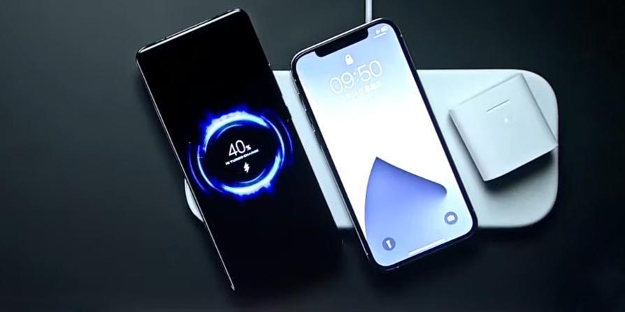 Xiaomi представила беспроводную зарядку а-ля AirPower