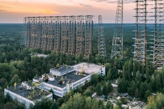 Уникальный туризм. Что сегодня происходит в Чернобыле?