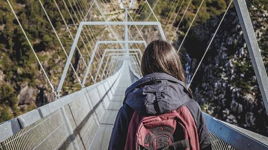 В Португалии открыли мост рекордсмен