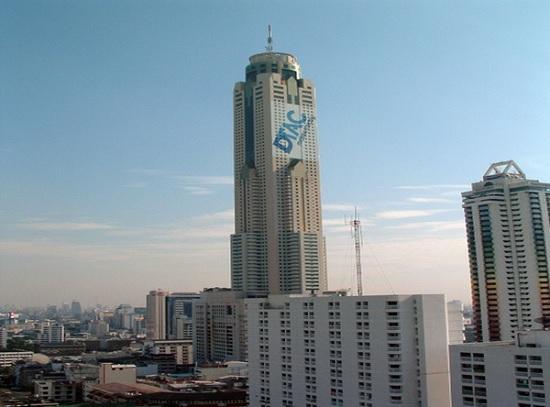 Башня Байок Скай или самое высокое здание вТаиланде