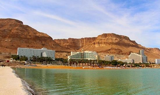 Мертвое море в Израиле — ещё одно сокровище нации!