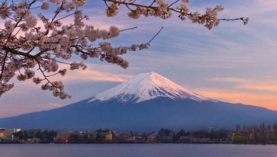 Токио и священная гора Фудзияма — взгляните на Японию изнутри