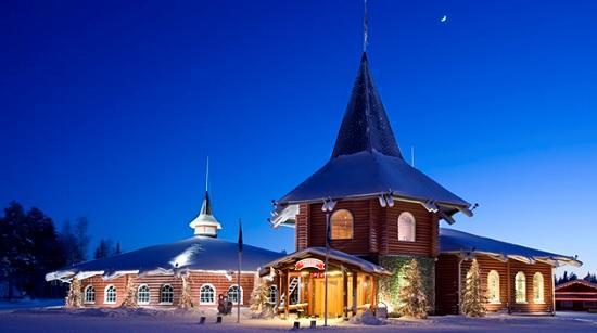 В гостях у Санта Клауса — окунитесь в сказочную Финляндию