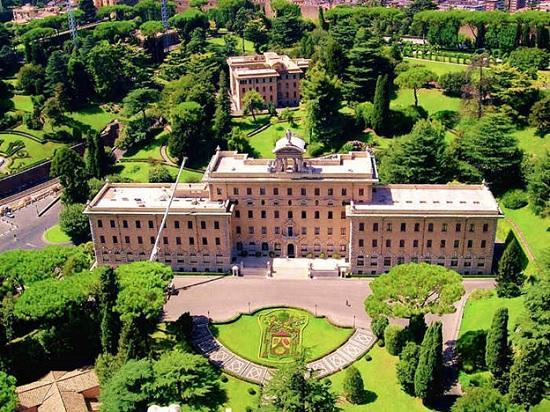 Невероятная экскурсия по Ватиканским садам — это действительно стоит увидеть