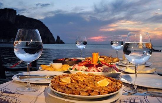 Где вкусно поесть в Одессе рыбные блюда?