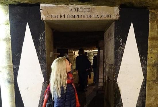 Необычная экскурсия по подземельям Парижа — это стоит увидеть своими глазами