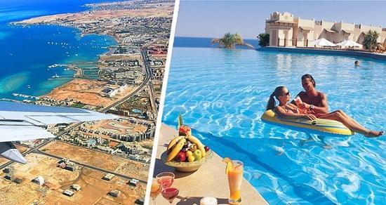 Объявлен новый список наиболее востребованных курортов Египта