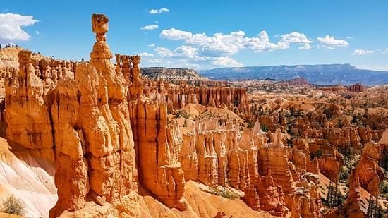 Национальный парк Брайс каньон — удивительное место в США