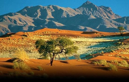 Намибия — жемчужина Африки